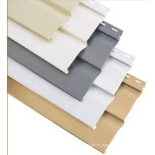 Machine de ligne d'extrusion de panneau de parement de PVC