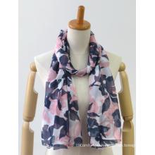 Neueste bunte lange klassische Druck Jacquard Damen Schal