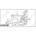120T гидравлические машины литья с клапаном Dofluid Привет G120