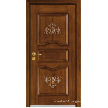 Turkish Style Steel Wooden Armored Door (LTK-A032)