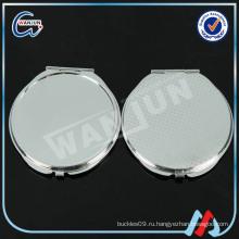 Карманное зеркало с никелевым покрытием