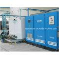 Compresor de tornillo de 8 barras sin aceite controlado invertido (KD75-08ET) (INV)