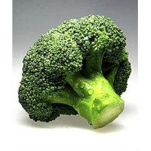 Brócolis verdes frescos
