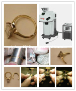 Jewelry Laser Welding Machine for Gold/Silver/Brass/Copper