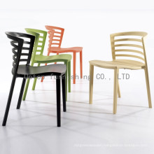 Modern Stackable Outdoor Restaurant Plastic Chair (SP-UC295)