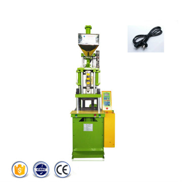 Standard Power Cord Vertikal Injection Molding Machine
