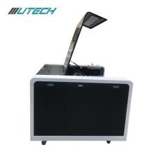 3d foto cristal preço da máquina de gravação a laser