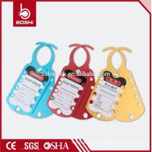 BOSHI BD-K52 Aluminium Lockout Hasp Wirh CE RoHS für Industrial Lockout Tagout