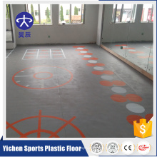 waterproof bus floor/gym mats/dance floor