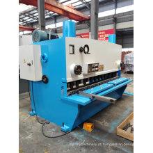 Máquina de cisalhamento de guilhotina hidráulica QC11y