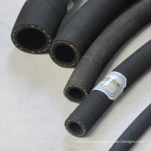 Twin Line Rubber Welding Baja presión Manguera hidráulica de goma