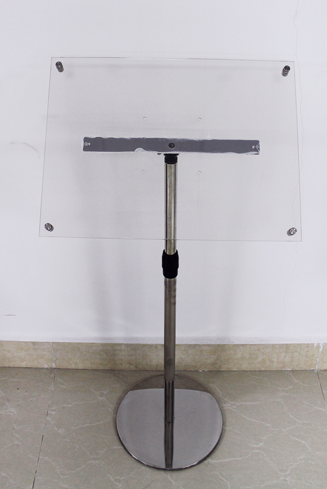 Rotated Display Floor Stands 3