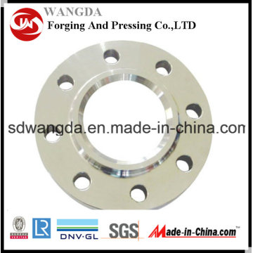 Cast Steel Pipe Fitting Machined Flange