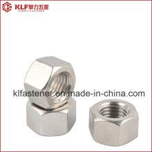 Edelstahl A2-70 Sechskantmuttern ISO4032 ISO4033 DIN934