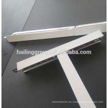 Rejilla de falso techo plana T para falsos techos
