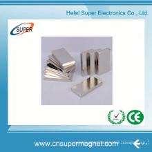 ISO9001 Certificated N42 Neodymium Permanent Block Magnet