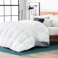 Down Alternative Comforter Hypoallergenic All Season Duvet