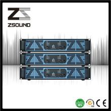 Zsound Ma2400s акустический концерт показывают Производительность переключения усилителя мощности