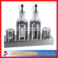 Spice Bottle With Stainless Steel Design (GA1191 GA1192 GA1193)