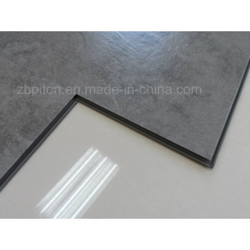 "UV Coated Click PVC Floor Tile 18""X 36"""