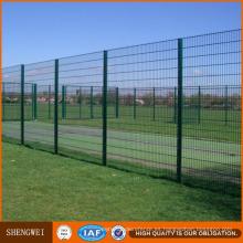 Barato 3 curvas hermosa valla de jardín de malla de alambre para la venta