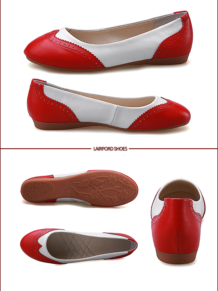 Lovely Good Flat Shoes