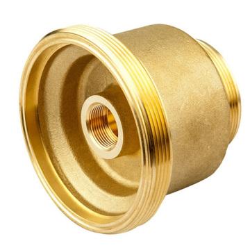 Präzisions-Ventil Messingteile Schmierung Pumpe