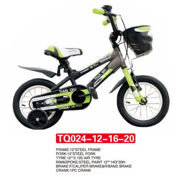 """12""""BMX Style of Kids Bicycle"""