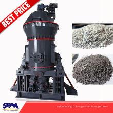 Machine de broyage de sable de silice de vente chaude pour le Vietnam