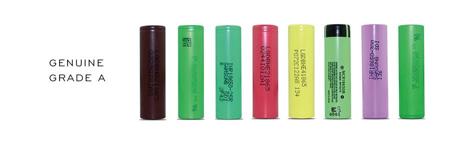 18650 vape battery