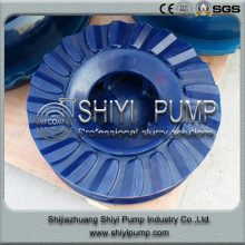 Polyurethane Impeller Slurry Pump PU Impellers Pump Parts