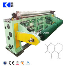 Full automatic chicken cage wire mesh weaving machine