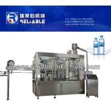 Máquina automática de engarrafamento de água pura