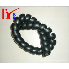 Flexible Spiral Plastic Protective Sleeve