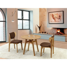 Guangzhou Solid Wood Table Set for Cafe (FOH-BCA45)