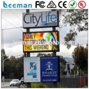 Leeman p10 full color high quality shenzhen led display xxx sex video
