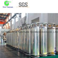 335L Effective Volume Ln2/Lar Liquefied Storage Tank Cylinder