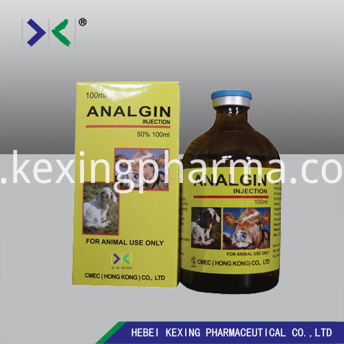 Analgin Injection 50%