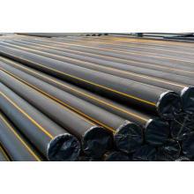 100% Me3440 Virgin Material HDPE Tubo de fornecimento de gás natural