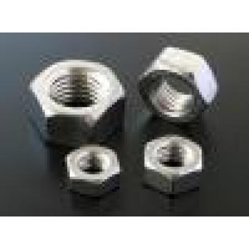 A563 Grade 8.8/10.9 Zinc Plated/HDG Hex Head Nut