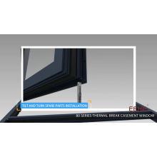 алюминиевые аксессуары дверные и оконные ручки / поворотная петля для алюминиевой двери