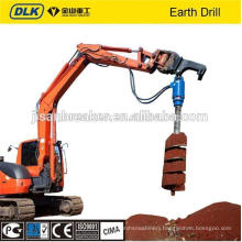Hydraulic excavator earth drill auger for 15-22tons excavator