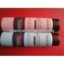 Tubo de plástico cosmético