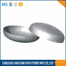 Gorras de tubería de acero inoxidable Gost 17379 304L