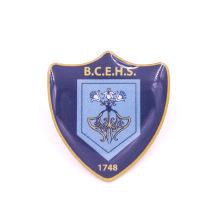 Pin Badge aus Zinklegierung mit Epoxy von hoher Qualität