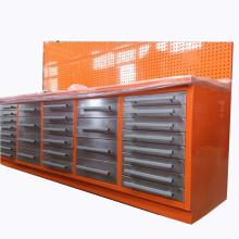 Banco de trabajo del cajón del acero inoxidable 33 para la fábrica