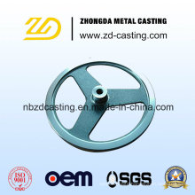 Customized Gray Cast Iron Flywheel for Agricultral Machinery