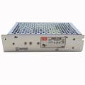 MW Dual Spannung Variable 5Vdc 24Vdc 75W Doppelausgang Schaltnetzteil CUL CB NED-75B