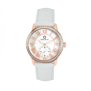 Womens stainless steel strap watches