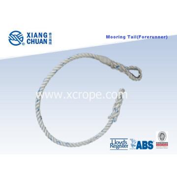 Cauda de amarração de 3 cordas (precursor)